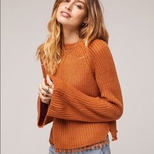 Band of Gypsies Caden Sweater